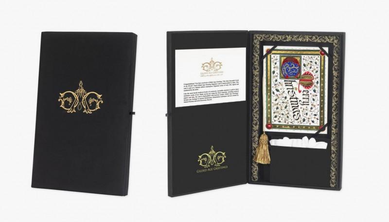 $ 10.000 Kalėdų kortelė - a-gems.com